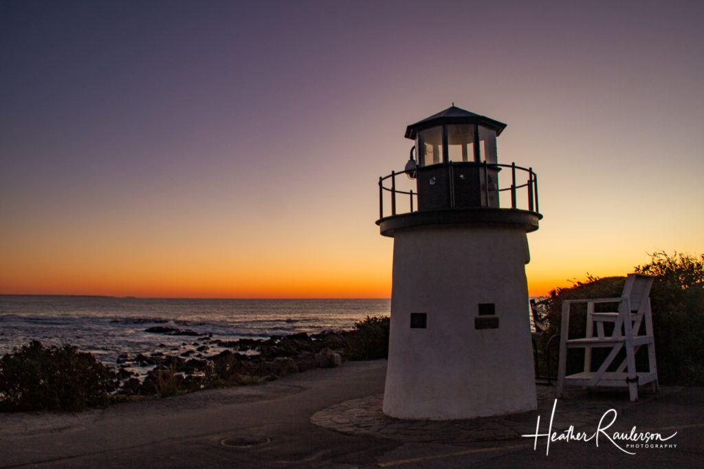 Marginal Way Lighthouse