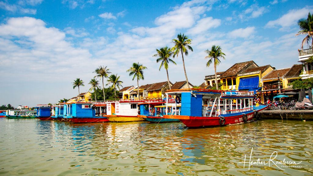 Cruising the River in Hoi An