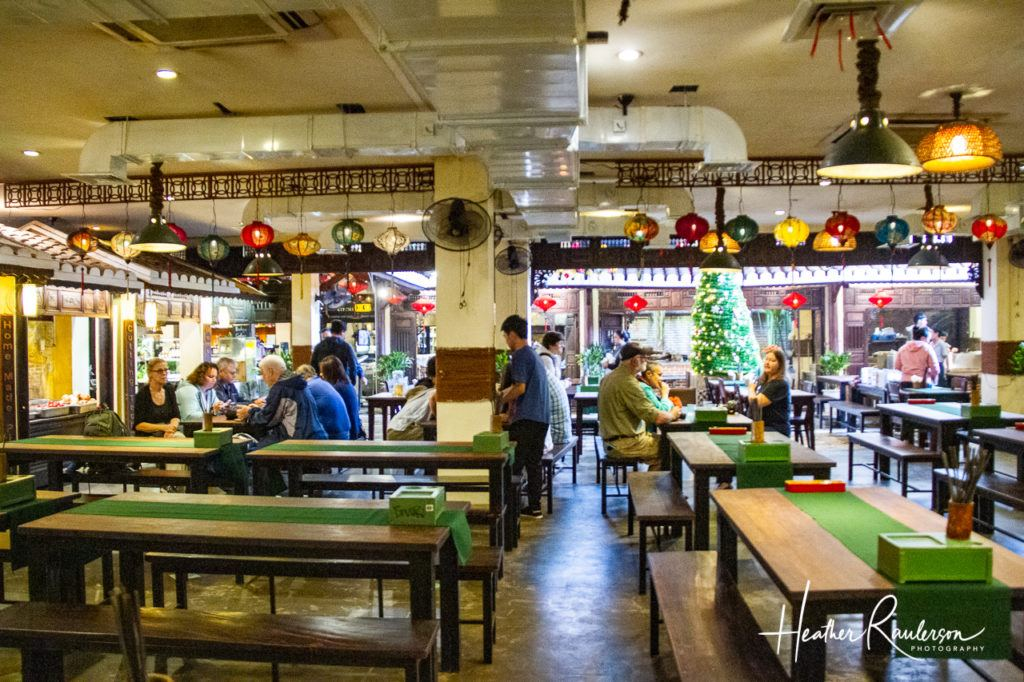 Ms. Vy's Market Restaurant in Hoi An