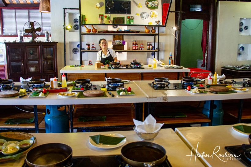 Ms. Vy's Cooking School