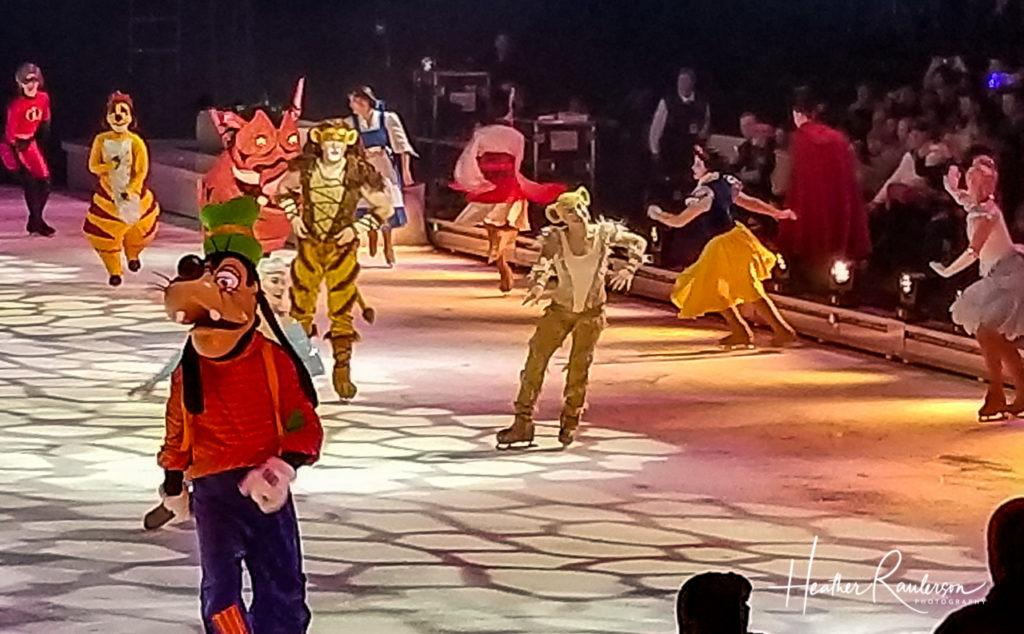Disney on Ice in Chicago
