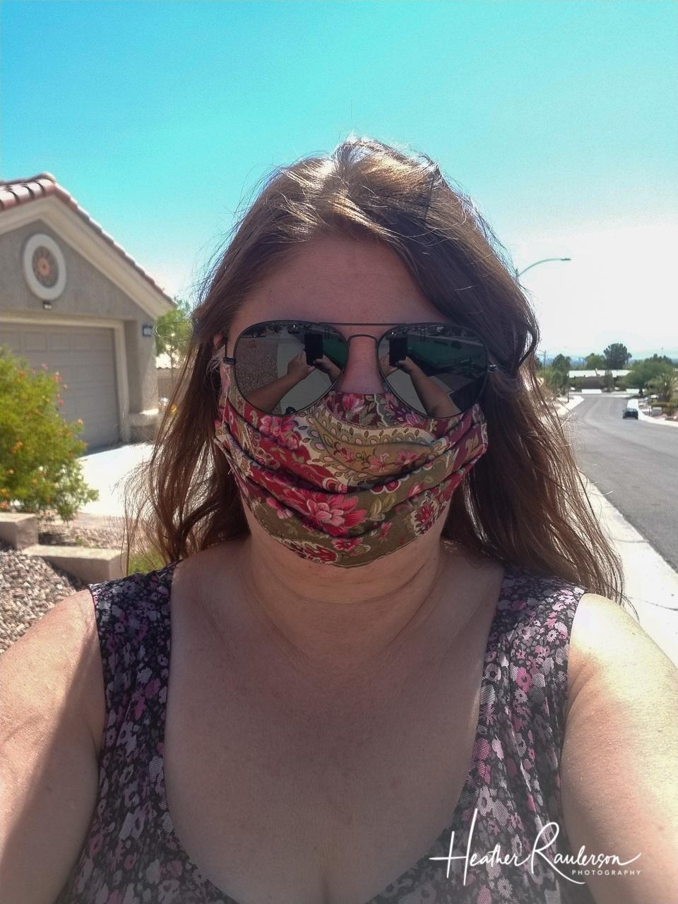 Heather in Summerlin, Las Vegas