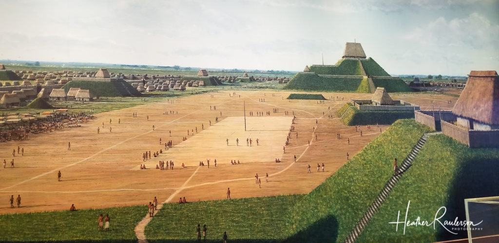Cahokia Mounds Civilization