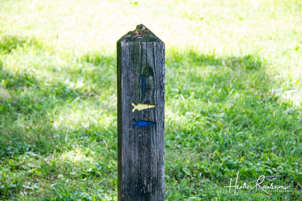 Markers on the Cahokia Trails