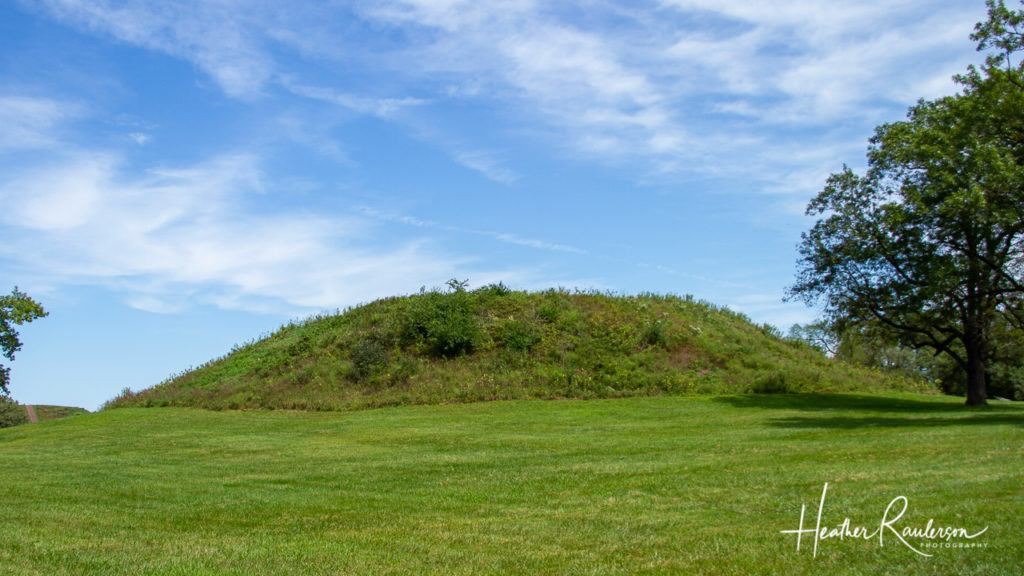 Fox Mound at the Cahokia Mounds State Historic Site