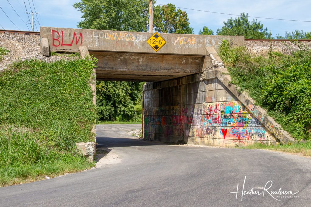 Gate 2 of the Gates of Hell in Collinsville
