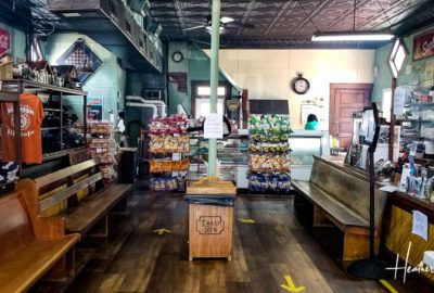 Inside the Moonshine Store