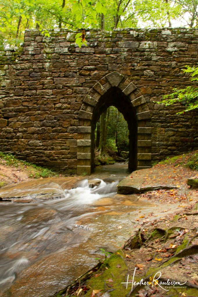 Poinsett Bridge in South Carolina