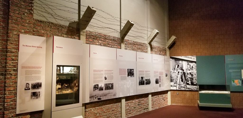 Jewish Camp System in the Holocaust Memorial Center