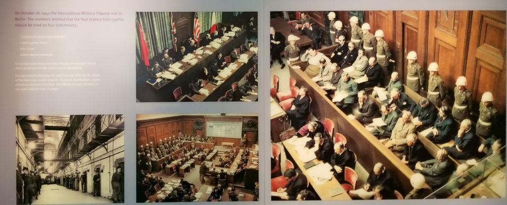 International Military Tribunal of Nazi Leaders