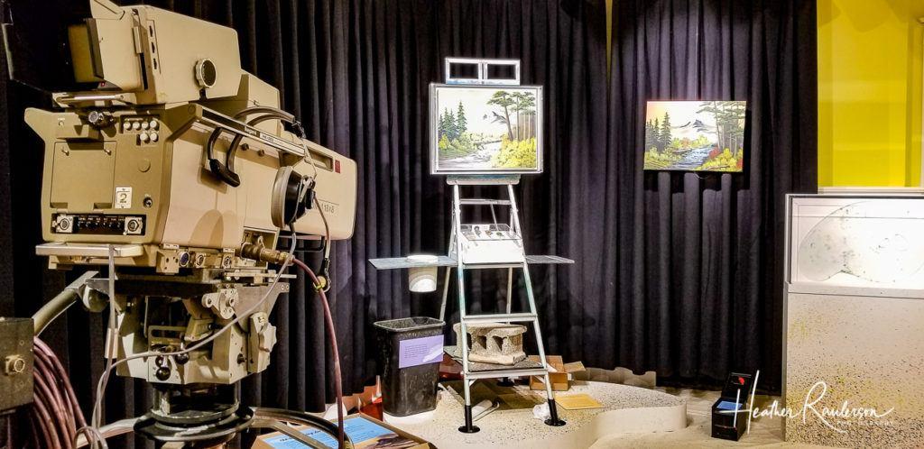 Bob Ross' Joy of Painting Studio