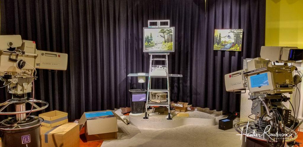 Joy of Painting TV Studio