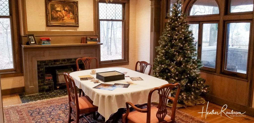 Dining Room in Oakhurst