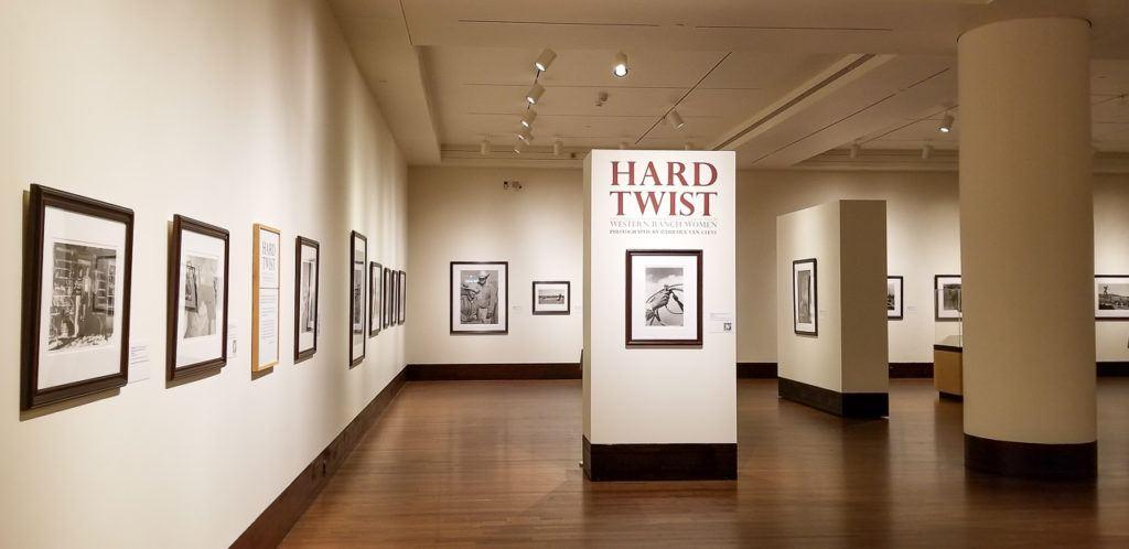 Hard Twist photography exhibit