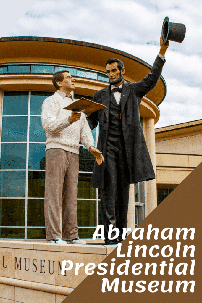 Abraham Lincoln Museum Pinterest Pin