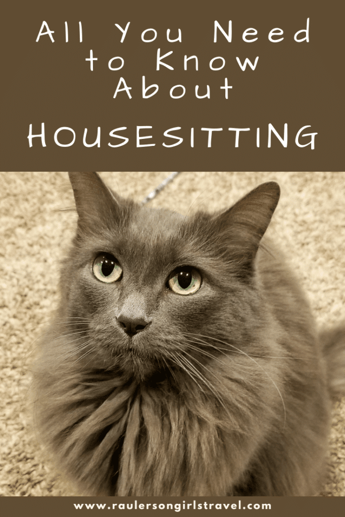 Housesitting Pinterest Pin